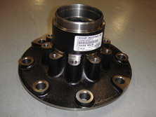 Heavy Machinery Rear Wheel Hub