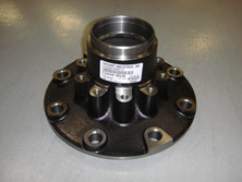 Machined Rear Wheel Hub