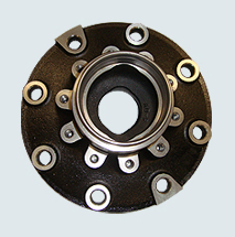 Wheel Hubs for Heavy Trucks