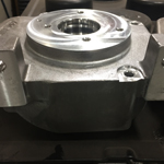 Motor Housing for AC/DC Motors & Generators